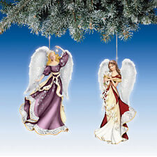 Angel Ornaments Thomas Kinkade Issue Number 1 - Bradford Exchange