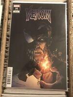 VENOM #30 RYAN STEGMAN VARIANT COVER donny cates 2020 marvel comics spider-man