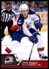 2014-15 Upper Deck AHL Chris Wagner #75