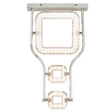 Lámpara de Techo LED 28w Moderno 2260lm diseño ovalado XXL