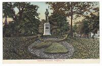 1900's ALLEGHANY PA HAMPTON MONUMENT VINTAGE POSTCARD PENNSYLVANIA MILITARY OLD
