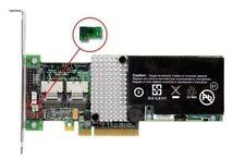 IBM M5015 46M0851 81Y4419 SAS RAID Controller PCI-E +Battery+46M0931 RAID 6, 60