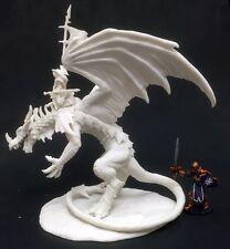 Reaper Miniatures Bones III Kickstarter Kyra and Lavarath Dragon Rider