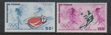 Chad - 1972, Air. Winter Olympic Games, Sapporo set - MNH - SG 355/6