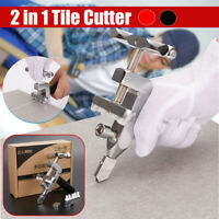 Glass And Tile Cutter Is Easy To Use And Easy To Glide Multi-Function Tool 15mm