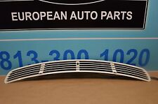 07-09 W211 MB E320 E500 E550 FRONT HOOD VENT HOOD GRILLE GRILL 2118800005 #1