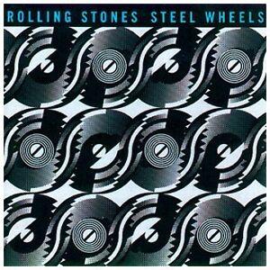 "THE ROLLING STONES ""STEEL WHEELS"""