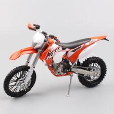 1:12 scale KTM EXC-F 350 EXC Enduro Motocross Motorcycle Diecast dirt Model toy