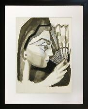 Pablo Picasso, Untitled I(Framed Original Fine Art)