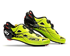SIDI SHOT Road Cycling Shoes - Bright Yellow [Size: 40~47 EUR]