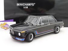 "Minichamps 155026204 # BMW 2002 Turbo Baujahr 1973 in "" schwarz-blau-rot "" 1:18"