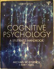 Cognitive psychology, Eysenck & Keane, Seventh Edition