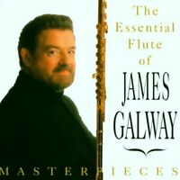 James Galway : Masterpieces - The Essential Flute of Ja CD Fast and FREE P & P
