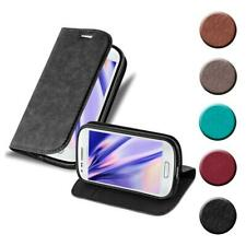 Case for Samsung Galaxy S3 MINI Phone Cover Protective Book Magnetic Wallet