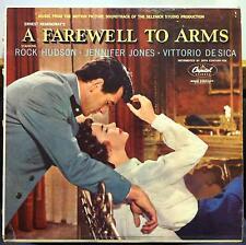 Mario Nascimbene - Soundtrack Hemingway A Farewell To Arms LP Mint- W-918 1957