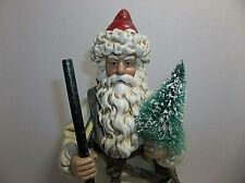 """Dept 56 Santa Belsnickle Figure 11.5"""""""