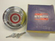 NOS Stant G755 Chrome Locking Fuel Gas Cap Ford 71-73 Mustang  Maverick Comet