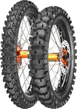 METZELER OFF-ROAD 80/100-21 FRONT & 110/90-19 REAR TIRE SET MIDSOFT DIRT HONDA