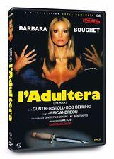 Dvd L' Adultera (Ed. Limitata E Numerata)  - (1976) Barbara Bouchet ......NUOVO