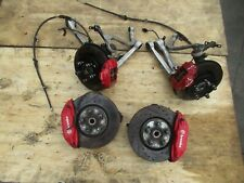 JDM Mitsubishi Lancer Evolution 7 8 9 brembo Brakes Spindle Hubs Knuckle CT9A