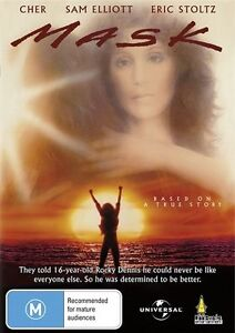 Mask DVD Cher New and Sealed Australian Release