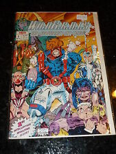 WILD B.R.A.T.S. Covert Action Teams Comic - No 1 - Date 10/1992 - Image Comics