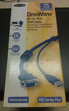 Belkin OmniView USB/VGA Platfrom F3X1952-06