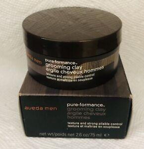 Aveda Mens Pure-Formance Grooming Clay Hair 2.6 Oz / 75 Ml