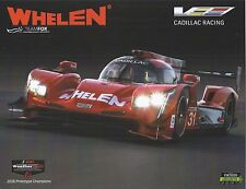 2017 IMSA Rolex 24 at Daytona Whelen Cadillac DPI Racing Hero Card