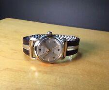 Bulova 1954 Clipper Automatic Watch Two Tone Dial