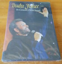 Dudu Fisher: In Concert from Israel (DVD, 2009) live music WPBT Miami PBS NEW