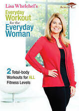 Lisa Whelchel's Everyday Workout for the Everyday Woman (DVD, 2013) NEW sealed