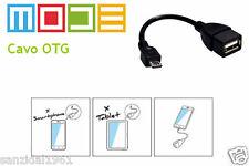 Mode Cavo_OTG X collegamento Smartphone/Computer