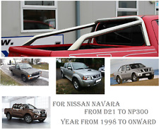 Nissan Navara D21 D22 D40 NP300 Stainless Steel Sports accessor Roll Bar M250