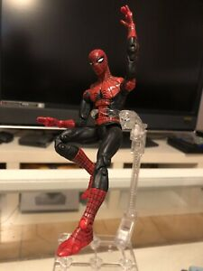 "Figurine 6"" SPIDERMAN First Spider-Man Marvel Legends Series Baf Sentinel ToyBiz"