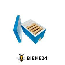Mini Begattungskasten inkl. Rähmchen und Futterkammer Bienen Zucht Imkerei