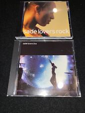 SADE • Lovers Rock   Lovers Live