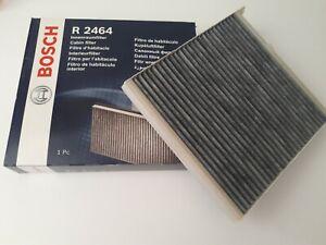 Bosch CARBON Cabin Pollen Filter fits Volvo S60 S80 V70 II XC70 XC90