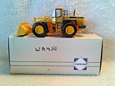 Komatsu WA 450 Conrad #2424 Wheel Loader Rops 1:50 Scale w/ Original Box Germany