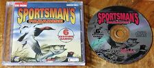 SPORTSMAN'S PARADISE by Wizard Works (PC CD-ROM) - 6 Games Inc. Duck Hunt II