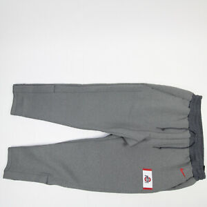 Ohio State Buckeyes Nike Athletic Pants Men's Gray New with Tags