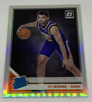 Ty Jerome 2019-20 Donruss Optic Silver Holo Prizm Rated Rookie #167 RC Suns