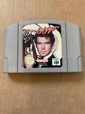Goldeneye 007 Nintendo N64 Game Cleaned & Tested
