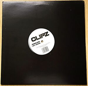 """Clipz – Download / Get Down 12"""" Vinyl Record AZOO001 DnB Drum and Bass"""
