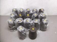 Lot of 17 Spools of Dark Brown Thread in 24000 Yard Spools