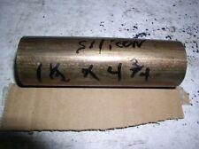 1 12 Diameter C875 Silicon Bronze Rod 4 34 Or Longer Silicon Bronze Rod