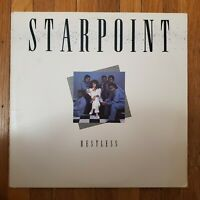 Starpoint Restless 1985 NM Vinyl LP VG++ Record Cover Elektra E1 60424