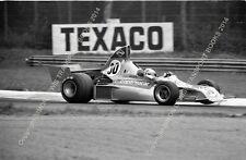 """FITTIPALDI FD03 ARTURO MERZARIO Italiano GP 1975 Monza. 10x7 """"FOTO"""
