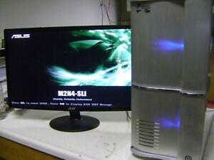 Thermaltake Tsunami Dream, ASUS M2N4-SLI, Athlon 4200+, Nvidia 520GT, Bare-Bones