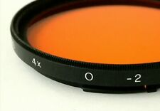 HASSELBLAD B60MM orange filter filtre filtro arancione naranja bay B 60 baj